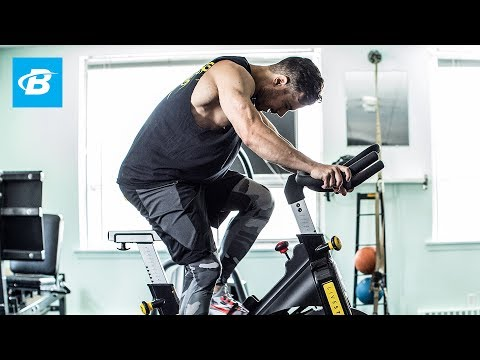 HIIT Cardio and Abs Workout   #FREAKMODE Alex Savva's 12-Week Fitness Plan