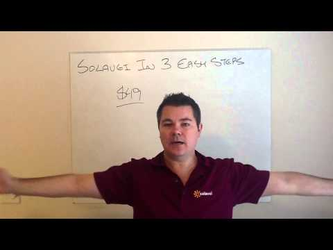 Solavei In 3 Easy Steps - Part I