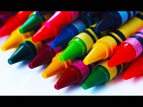 AMAZING DIY: How to Make HOMEMADE Crayons!  So Fun and Easy!