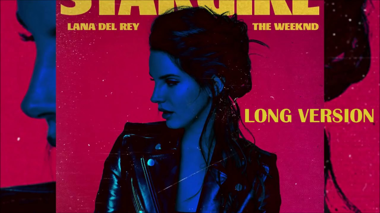 The Weeknd - Stargirl Interlude (feat. Lana Del Rey)