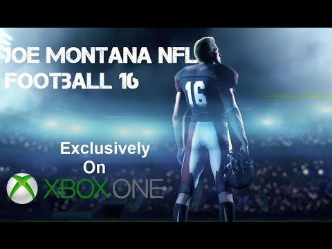 2K Sports Making Xbox One Exclusive Joe Montana 2K16 NFL Football?