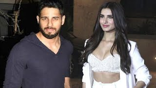 Download Tara Sutaria And Sidharth Malhotra Party Together On Valentines Day Video