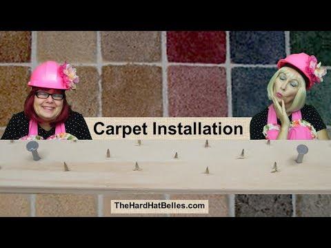 How To Install Carpet On Concrete Floor