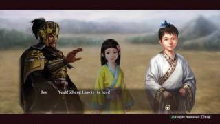 Zack's Last Stand - Romance of the Three Kingdoms XIII PUK