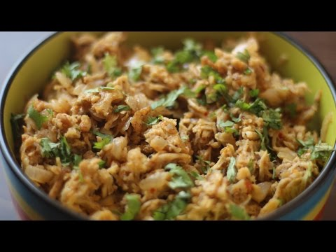 Chicken Filling/Stuffing for chicken bread,chicken samosa,chicken cheese naan..etc