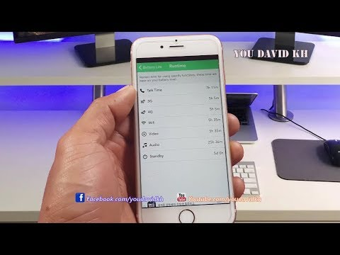 How to Check Battery Life iPhone