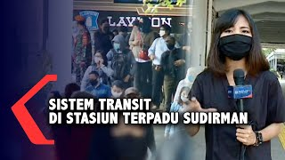 Stasiun Terpadu Jakarta Diresmikan, Apa Kata Masyarakat?