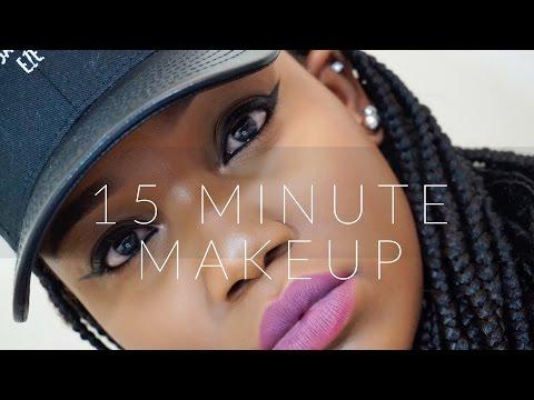 Everyday Makeup Look | 15 Minute Makeup