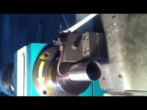 automatic tube cutting machine for stainless steel tube