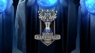 Download 2018 World Championship Draw Show Video