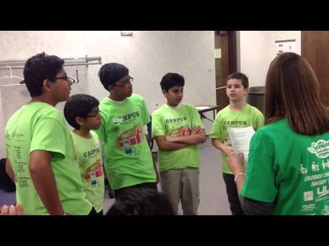 Teamwork interview -FLL