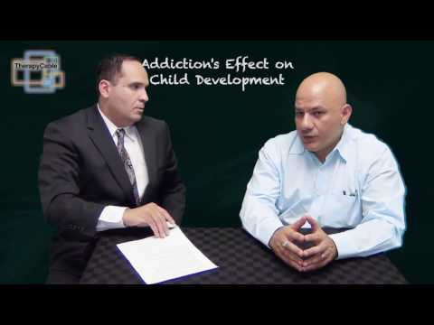 How does Addiction Affect a Child's Development?