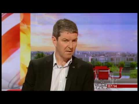 Leaked fire service report is a cover for cuts - BBC Breakfast | Fire Brigades Union