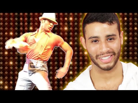 From Puerto Rico to Dancer on Broadway