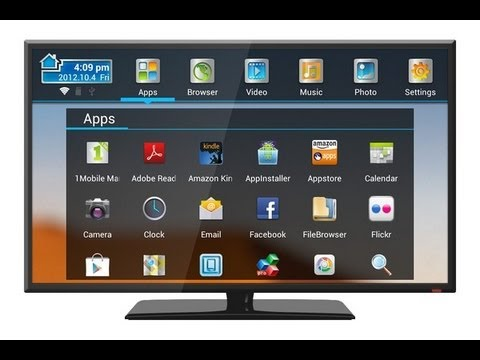 How to make your TV into a SMART TV