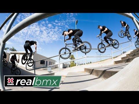 Sean Ricany: Real BMX 2018   World of X Games