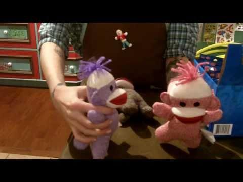 Baby Sock Monkey Times