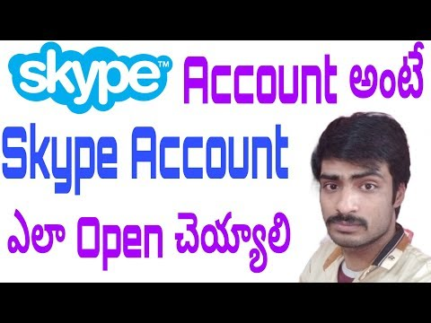 what is the Skype,how to create Skype account