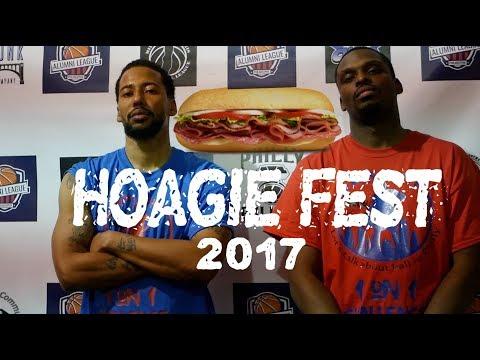 1 on 1 Challenge Hoagie Fest
