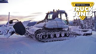 Kids Truck Video - Snowcat