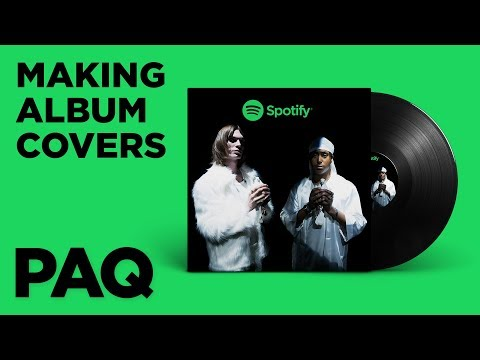 We Created Album Covers for SPOTIFY! | PAQ EP#34 | A Show About Streetwear