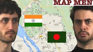 Download India/Bangladesh - The world's worst border Video