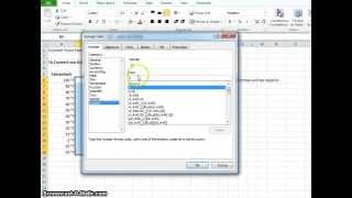 00024 How To Convert From Fahrenheit To Celsius Using Microsoft Excel