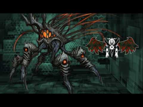 Metroid/Undertale Mix: Dark Aether in Despair