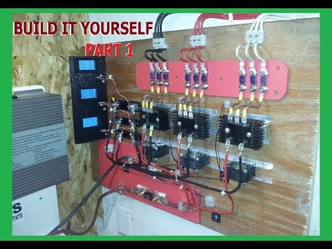 Small Wind Turbine 3 phase power systems rectifiers pt. 1 info BELOW