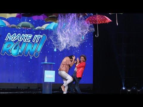 Ellen Makes It Rain Cash for One Lucky Fan