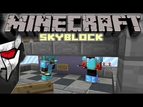 Minecraft Skyblock - Welcome to Doc's Island! #11