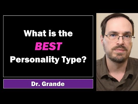What is the Best Personality Profile? | Optimal Mental Health Personality on FFM