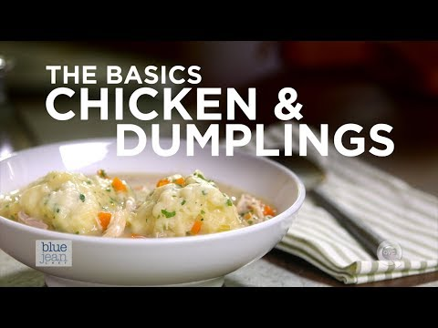 How to Make Chicken & Dumplings - The Basics on QVC