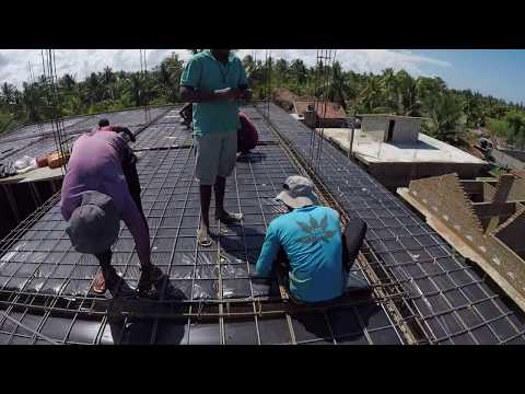 Rebar Installation for Slab to my House