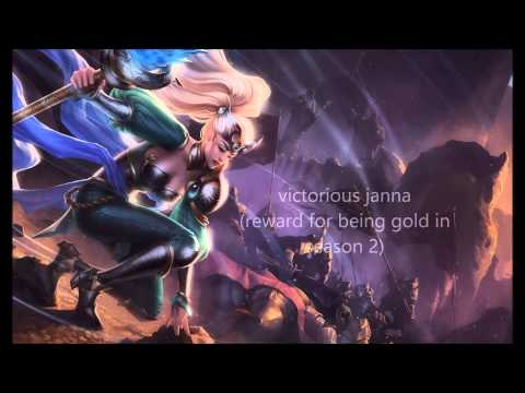 all league of legends skins you can get for free!