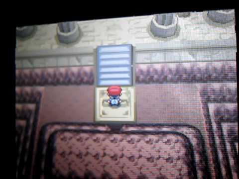 Pokemon Platinum how to get ARCEUS!!!