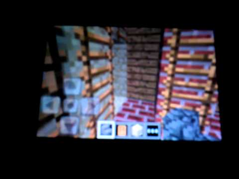 IPhone Minecraft pocket edition demo how to save w
