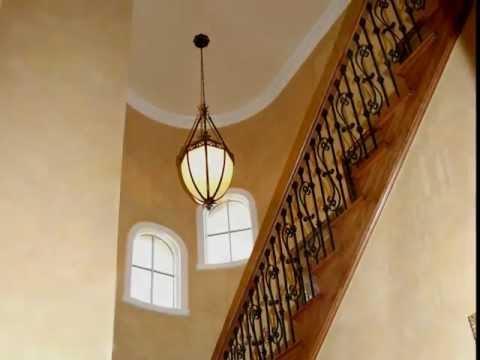 Sarasota - Decorative Finishes, Color wash, Faux wood graining and Italian Marmorino plaster