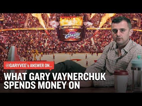 What Gary Vaynerchuk Spends Money On