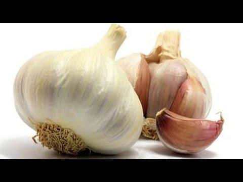 Foods That Lower Cholesterol - Garlic