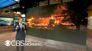 What's causing the devastating California wildfires?