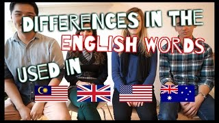 English Variations (Part 1)