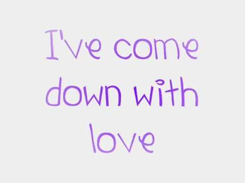 Allstar Weekend - Come Down With Love (Lyrics)