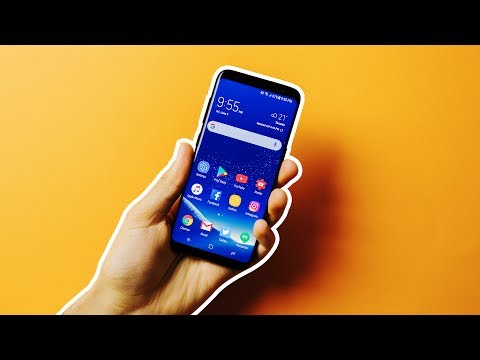 My Galaxy S8 ADVENTURE!