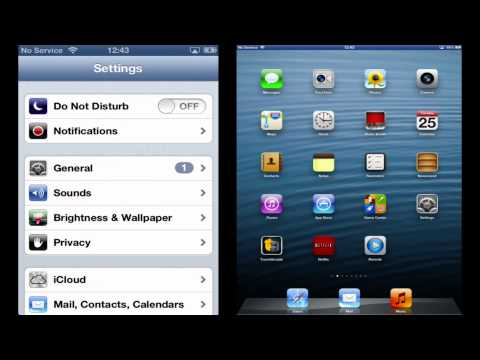 How to: Move all data and files to new iPhone/iPad and delete old one - Migrate