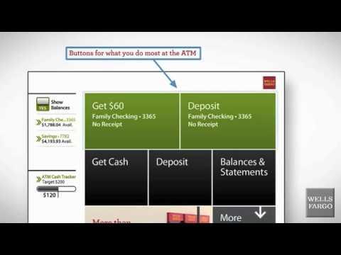 Wells Fargo's ATMs use predictive analytics