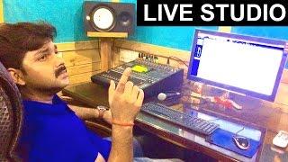 मुहवा ओढ़नी से बाँध के - EXCLUSIVE : Pawan Singh - Studio LIVE - Didiya Ke Marad