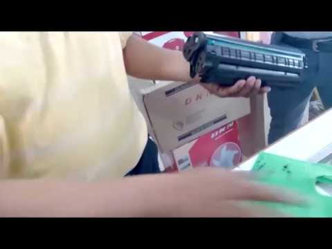 how to refill canon lbp 2900 cartridge in few minute simple method