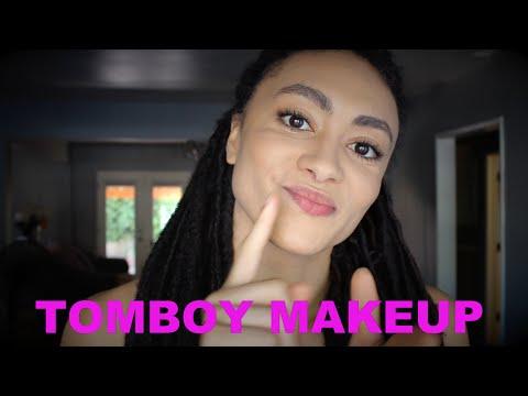 Tomboy Makeup (Makeup for the gym, pool, beach.....)