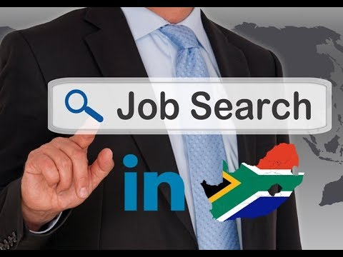 HOW TO GET A JOB IN SOUTH AFRICA? 2017✔